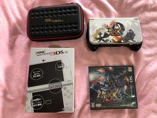 3DS LL , Free PSP