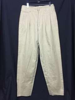 VINTAGE MENs HIGH WAISTED 80s PANTS FOR RENTAL