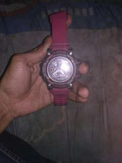 Jam tangan anti air G-Shock Resist