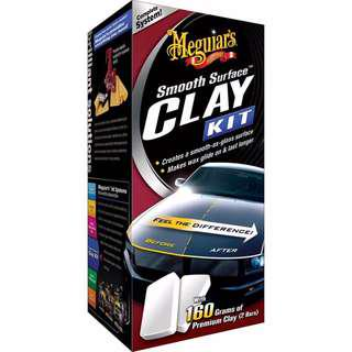 🤩[Last Chance] Meguiar's G1016 Smooth Surface Clay Kit