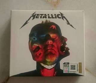 Cd's Metallica