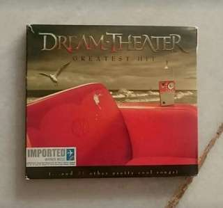 Cd's Dream Theater