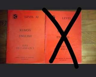 Kumon book lvl AI