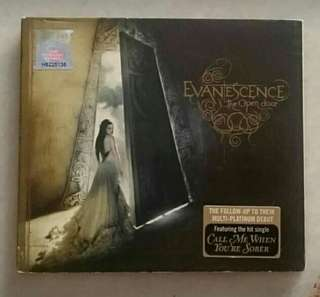 Cd's Evanescence