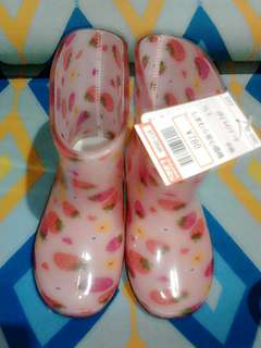 From japan kids rainboots