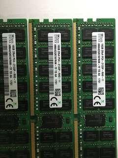 Sever ram 16gb DDR4