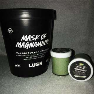 Mask Of Magnaminty By LUSH (Self Preselving)