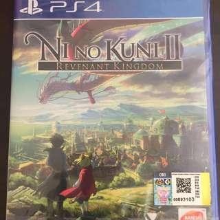 NEW!!! PS4 Ni No Kuni II 2: Revenant Kingdom (R3/ENG)