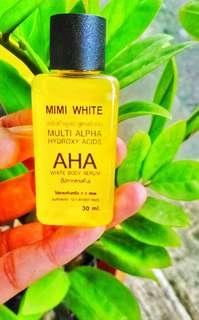 AUTHENTIC AHA Body Serum by Mimi White
