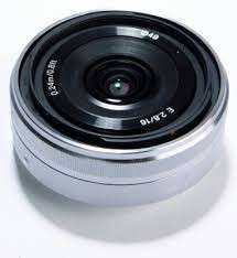 sony lens 16mm wide emount f2.8