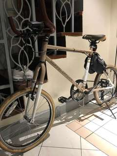 Doppelganger Folding Bicycle