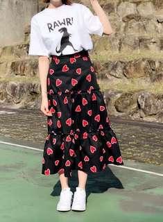 ❤️ Love skirt(現貨)愛心裙