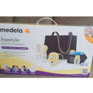 Medela Freestyle Hands-Free Breastpump Starter Kit
