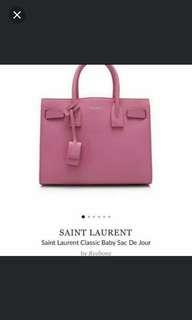 Baby Sac De Jour Yves saint laurent 487df2e6dd2ed