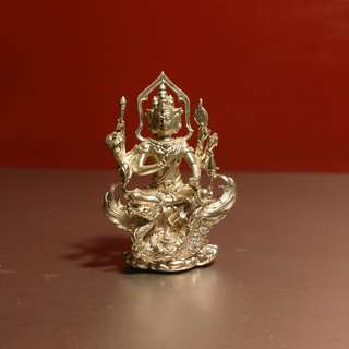 Phra Prom 4 face Buddha roop amulet