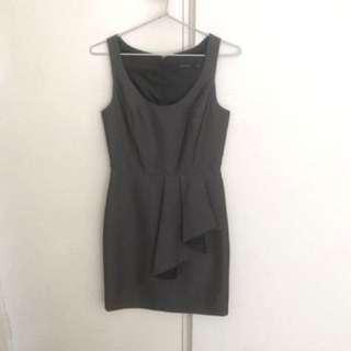 Portmans dress grey size au 6