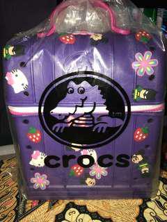 Crocs Kids Backpack coach nike mk roxy