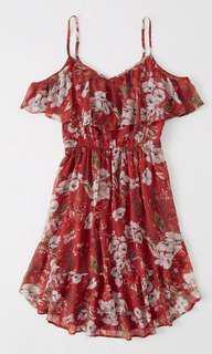 A&F Floral Dress