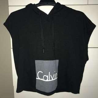 Calvin Klein hoodie top