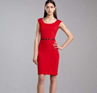Red Dress size S-M