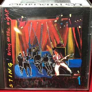 Sting - Bring On The Night Live Disc 1
