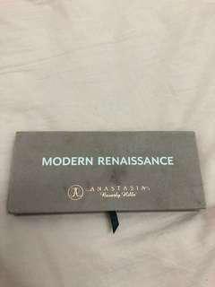 Anastasia Beverly Hills Moderne Renaissance Palette