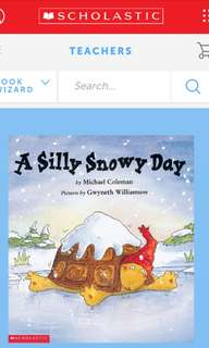 Scholastic-a silly snowy day