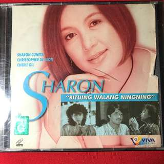 Bituing Walang Ningning - Sharon Video CD  Movie VCD (2 cd set)