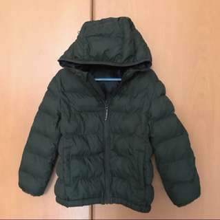Uniqlo Parka Boy Jacket (110cm)