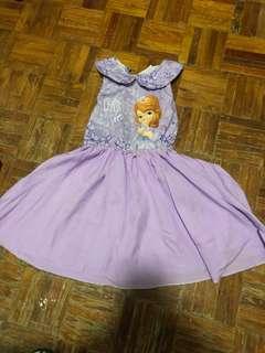 Disney Princess Sophia Dress
