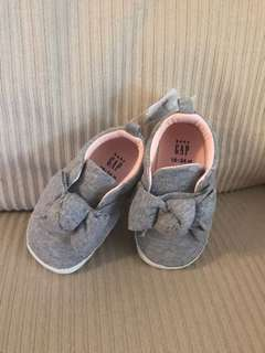 Baby Gap Bow Shoes
