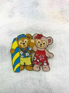 迪士尼樂園徽章 Disney pin LE800 Duffy Shelliemay