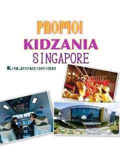 KIDZANIA SINGAPORE PROMO!