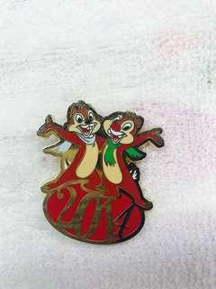 迪士尼樂園徽章LE3000