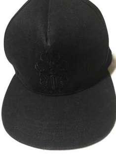 Chrome hearts黑色帽款克羅心附購證黃曉明著用
