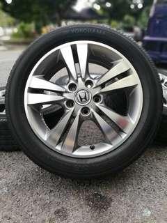 Original rim stream rsz limited edition tyre 70% * pat pat siku lipat, ini item susah dapat *