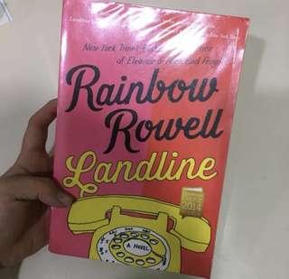 Landline - Rainbow Rowell (author of Eleanor & Park)