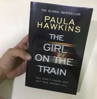 The Girl On The Train - Paula Hawkins (The Global Bestseller)