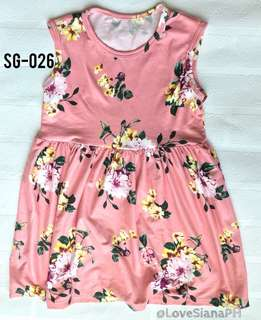 Dress for baby girls SG-026