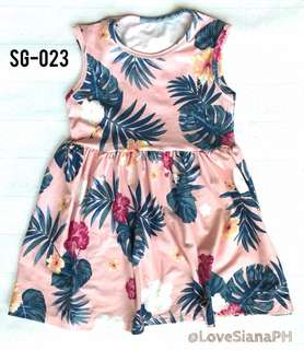 Dress for baby girls SG-023