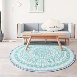 Carpet | Bohemian Blue Rug