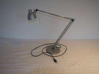 IKEA desk light with 40W halogen light bulb