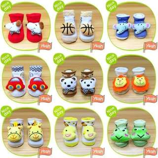 iNFANT BOOTiES 2 FOR P240 Photo Credits to the Owner