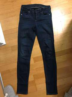 Citizen of Humanity dark jeans