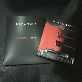 Givenchy Le Rouge Mat Lipstick