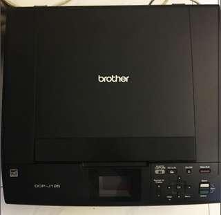 Brother Printer DCP-J125