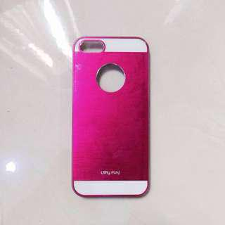 LolyPoly Pink Case for iPhone 5/5s/SE