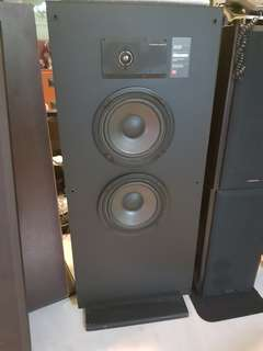 JBL 830 Tower speaker pair . Working 10/10 . condition 8.5/10 .