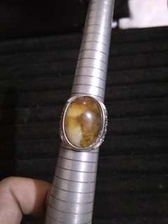 Katilayu amber unique & Akar Bahar ring 05