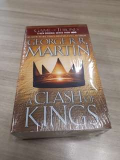 (Brand new) Game of Thrones: A Clash of Kings by George R R Martin